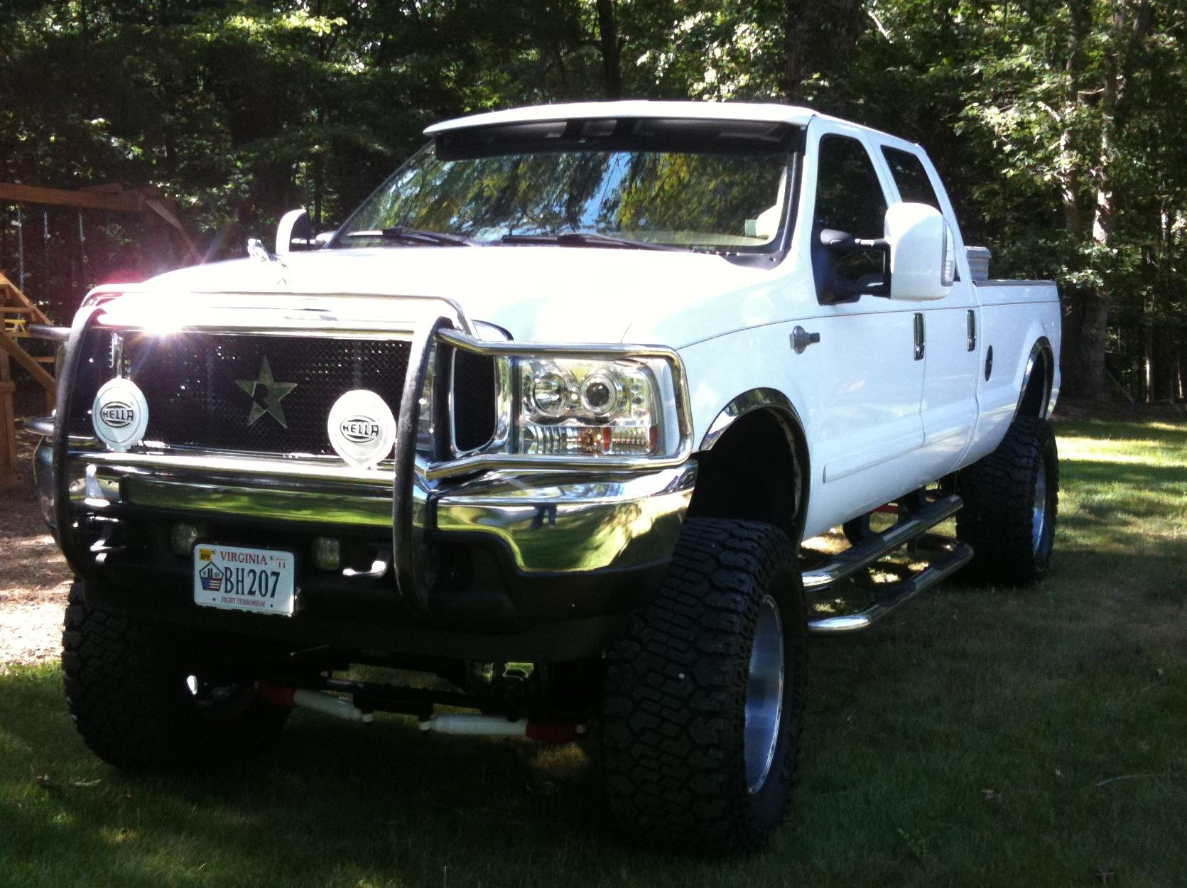 bountyhunterpro's 2002 Ford F350 Super Duty Crew Cab