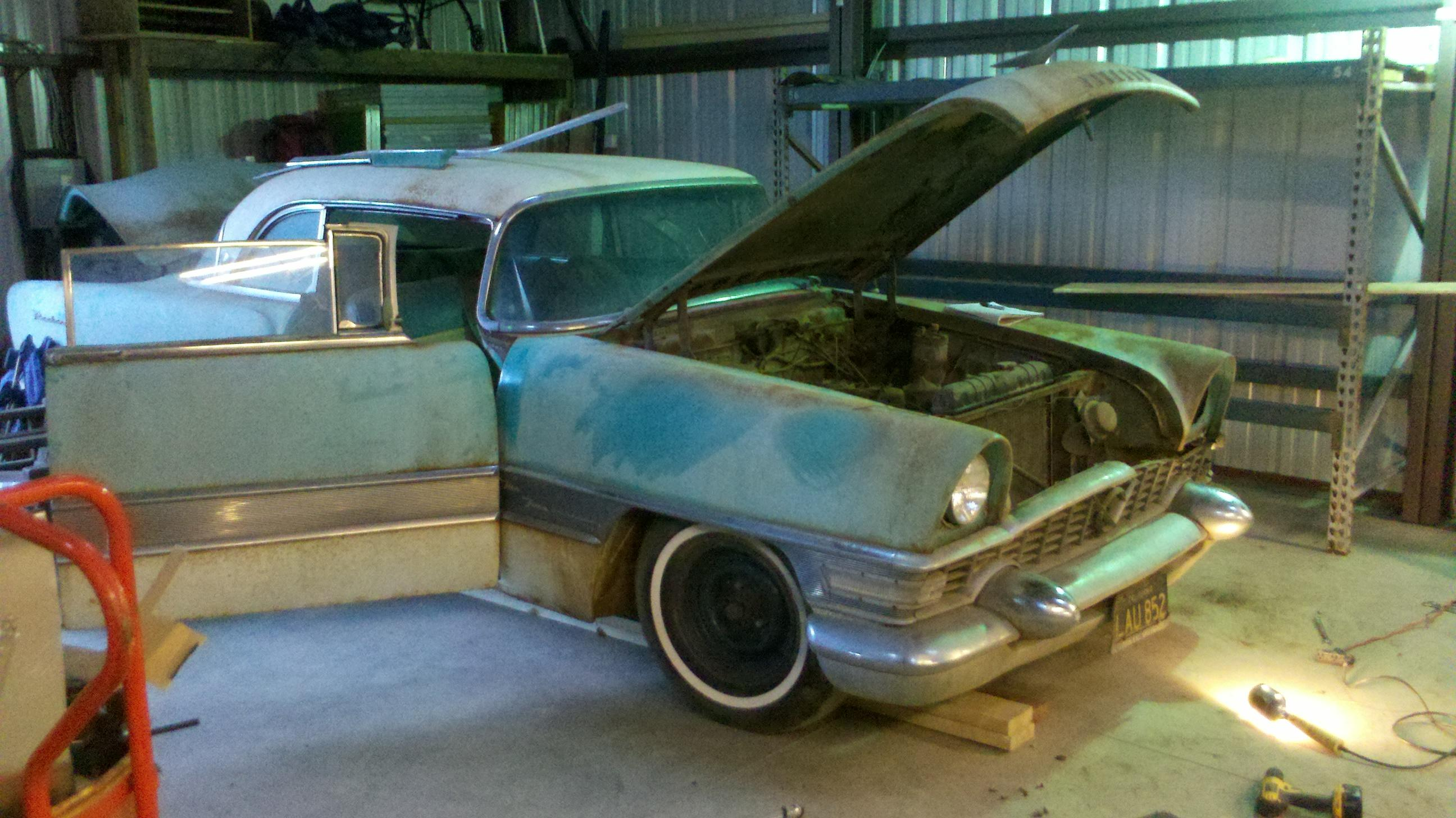 Another Sbs55coupe 1955 Packard 400 post... - 14770103
