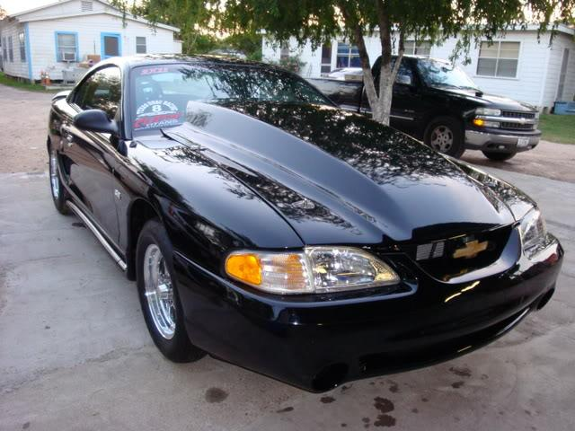 tommy_hernandez 1995 Ford Mustang