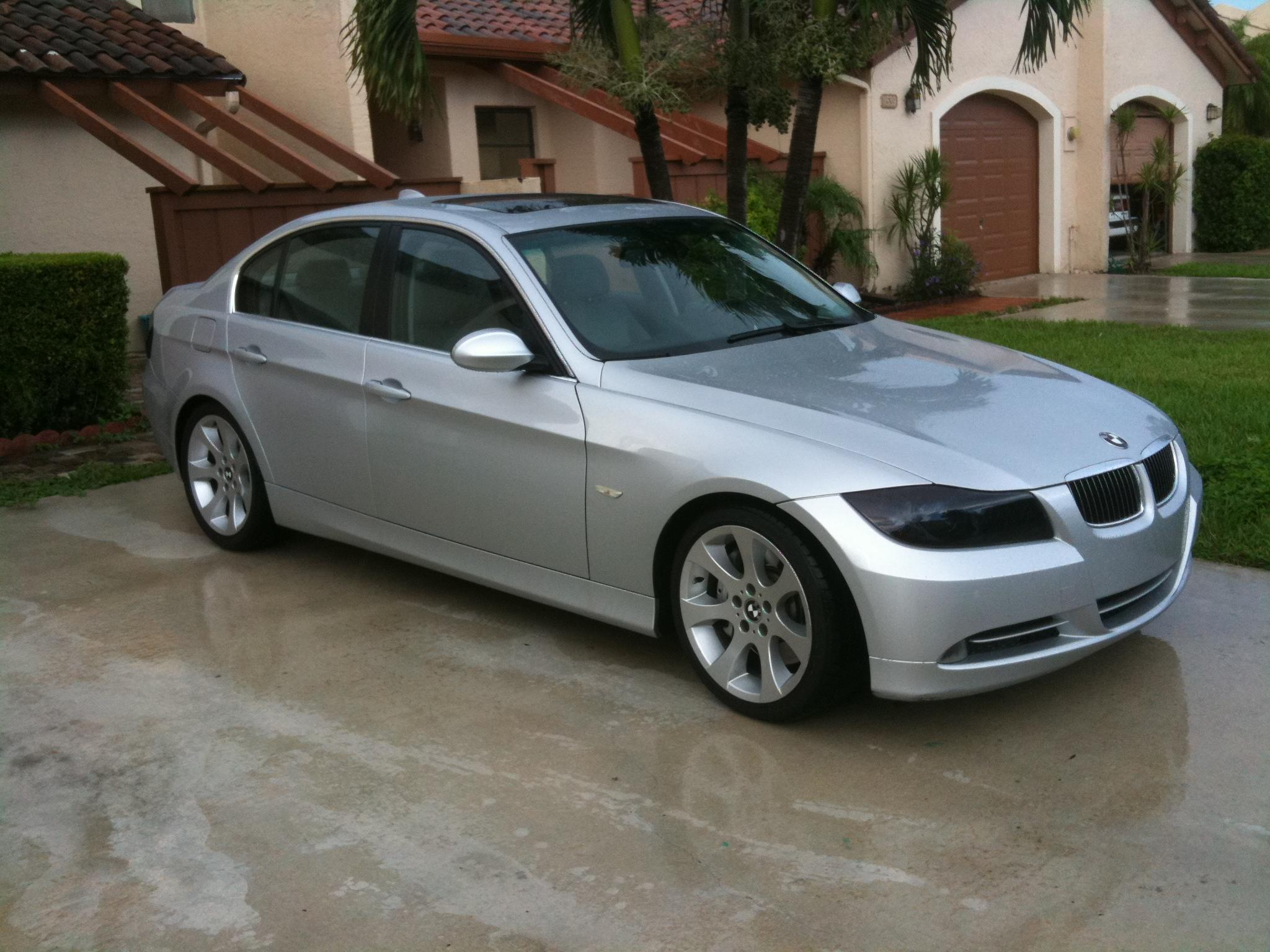 rambo82 2007 bmw 3 series335i sedan 4d specs photos modification info at cardomain. Black Bedroom Furniture Sets. Home Design Ideas