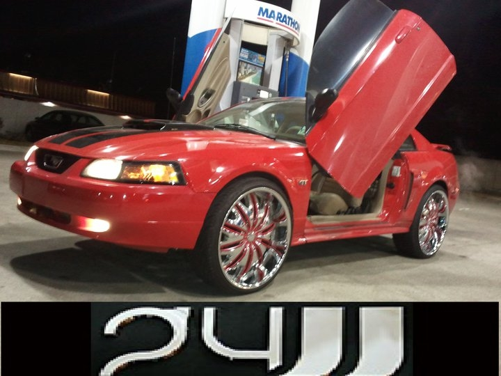 Another DUBMONTE 2003 Ford Mustang post... - 14770549