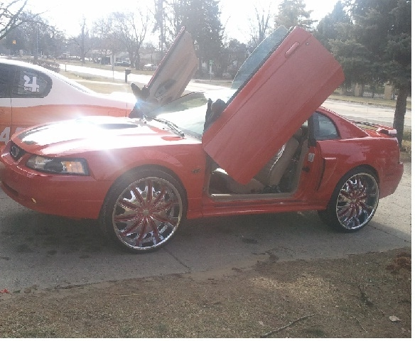Another DUBMONTE 2003 Ford Mustang post... - 14770550