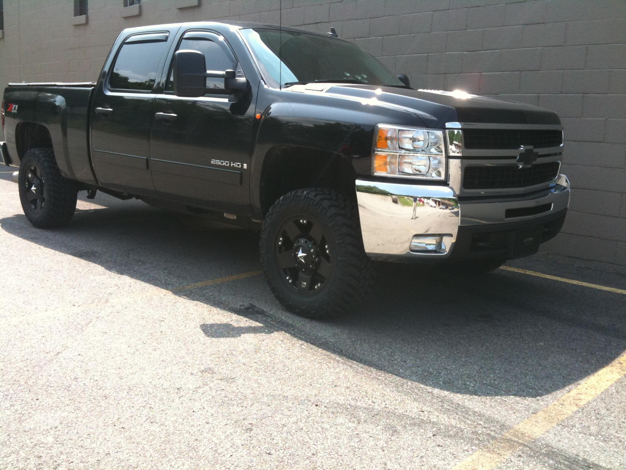 chevydeth 2007 chevrolet silverado 2500 hd crew cablt. Black Bedroom Furniture Sets. Home Design Ideas