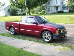 StreetRealities 1996 Chevrolet S10 Extended Cab