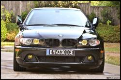 e46bmw330ices 2006 BMW 3 Series