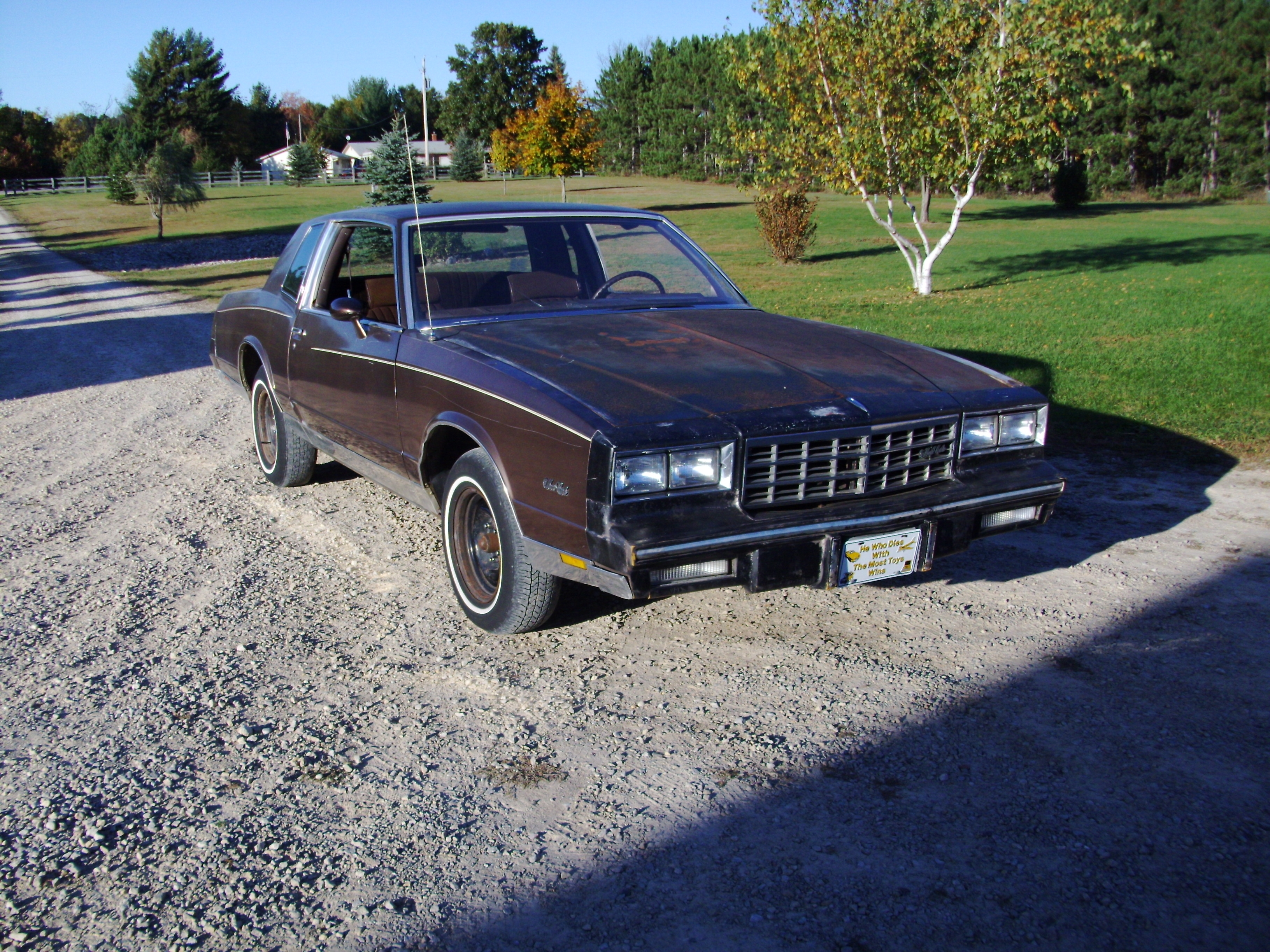 Another gmfordguy 1984 Chevrolet Monte Carlo post... - 14771138
