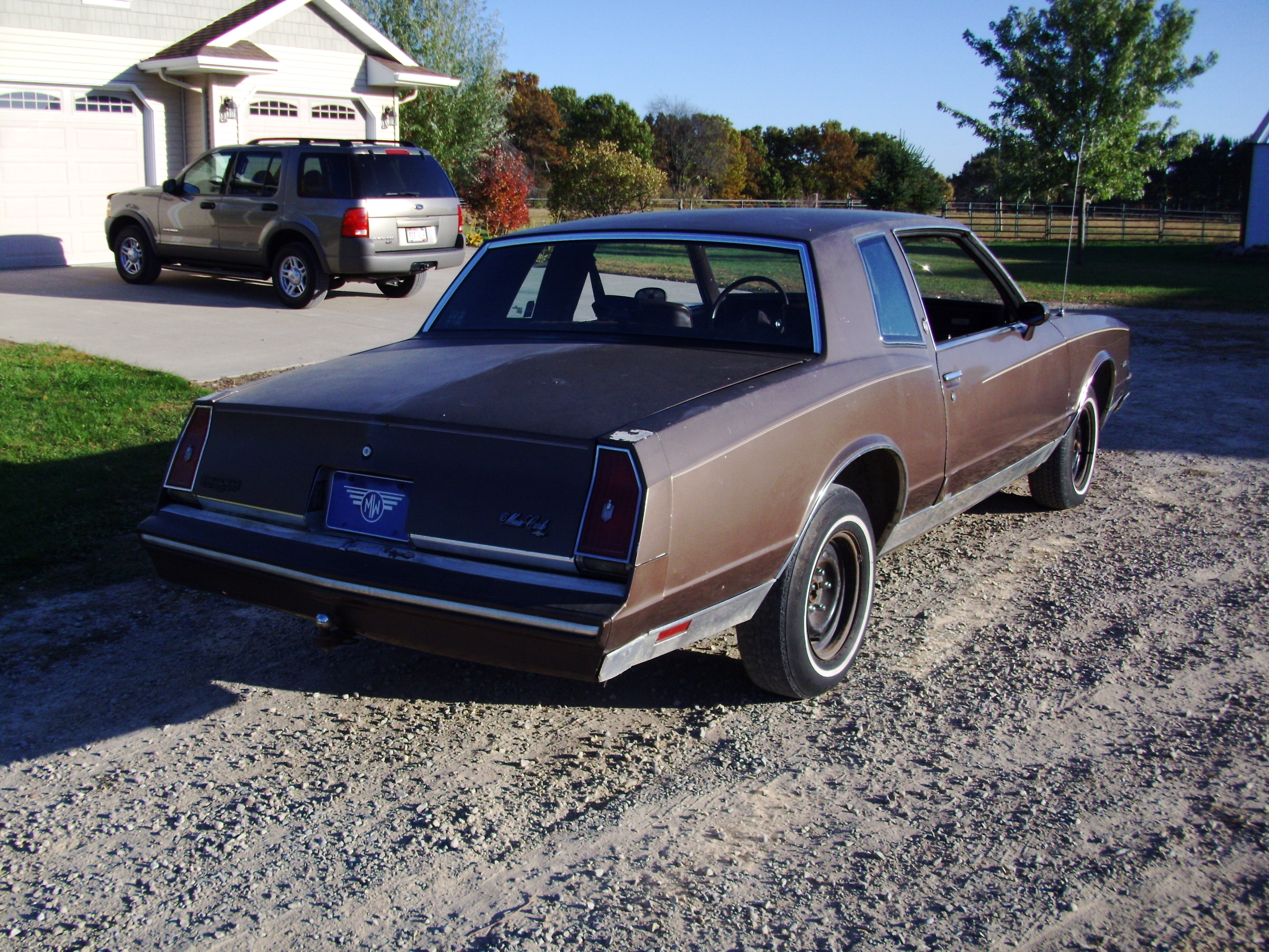 Another gmfordguy 1984 Chevrolet Monte Carlo post... - 14771139