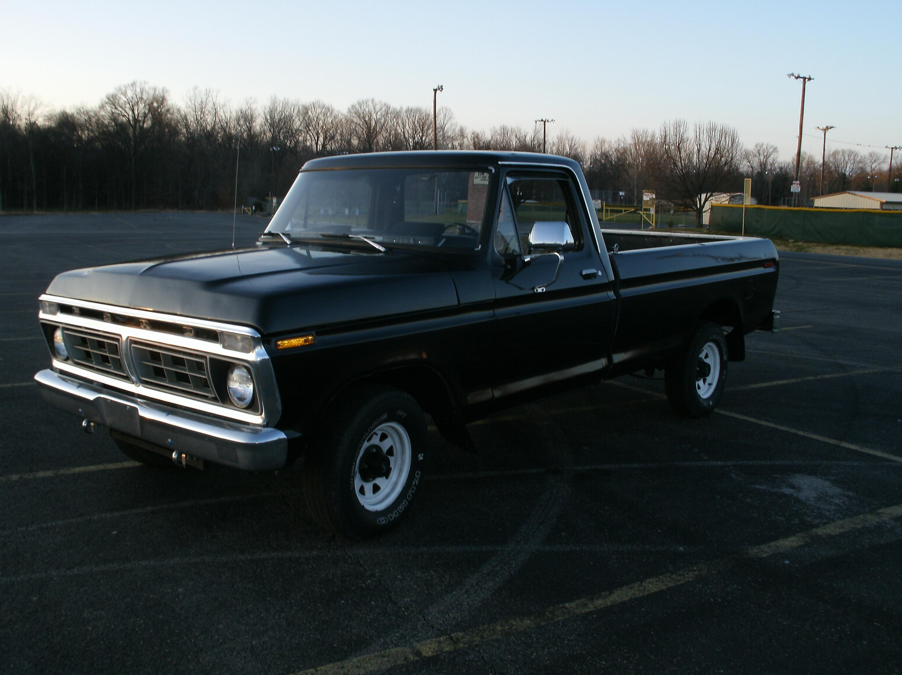 welchy gt 1974 ford f150 regular cab specs photos. Black Bedroom Furniture Sets. Home Design Ideas