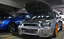 Thundrgoalie30s 2005 Subaru Impreza