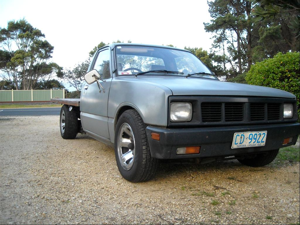 2500s's 1985 Holden Rodeo
