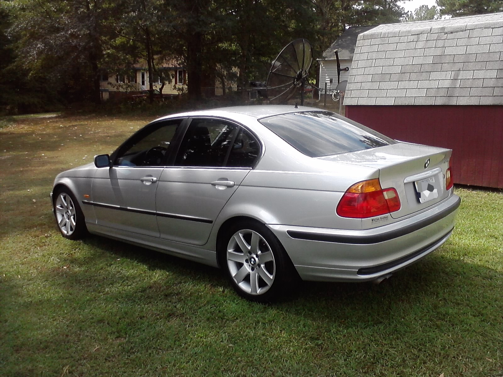 johnthadon 2000 bmw 3 series328i sedan 4d specs photos modification info at cardomain. Black Bedroom Furniture Sets. Home Design Ideas