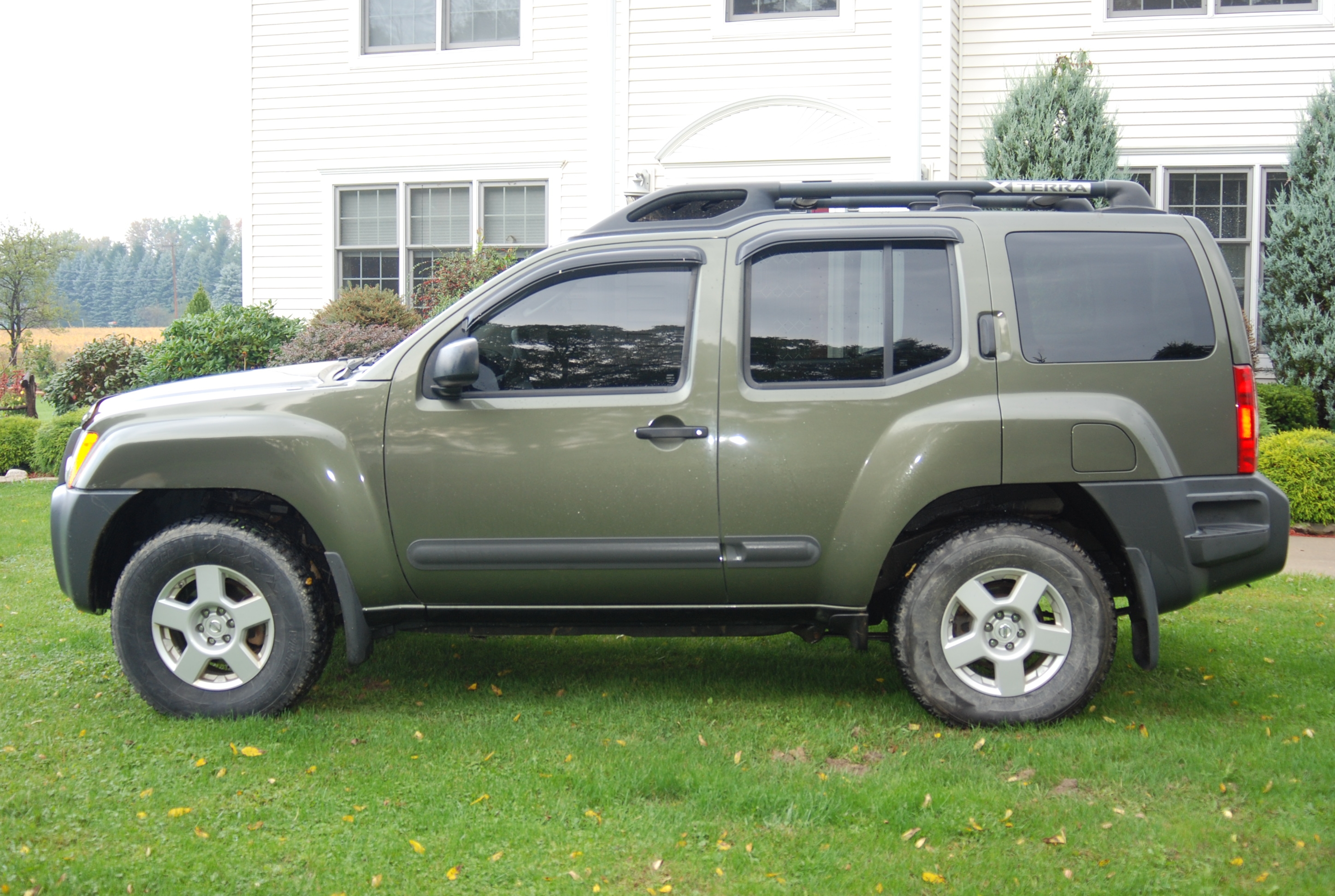 xterra off road 2005 nissan xterras sport utility 4d specs. Black Bedroom Furniture Sets. Home Design Ideas