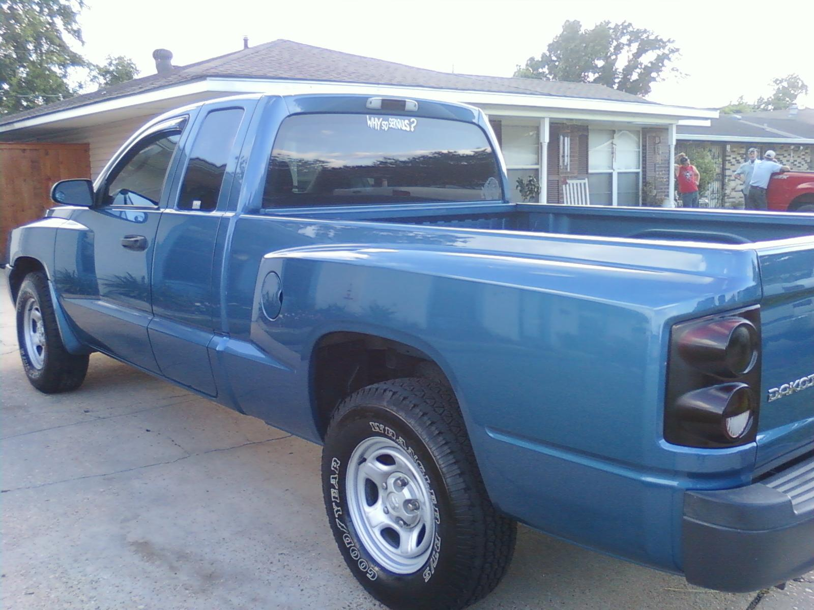 ncisjustin 2006 dodge dakota regular cab chassis specs. Black Bedroom Furniture Sets. Home Design Ideas