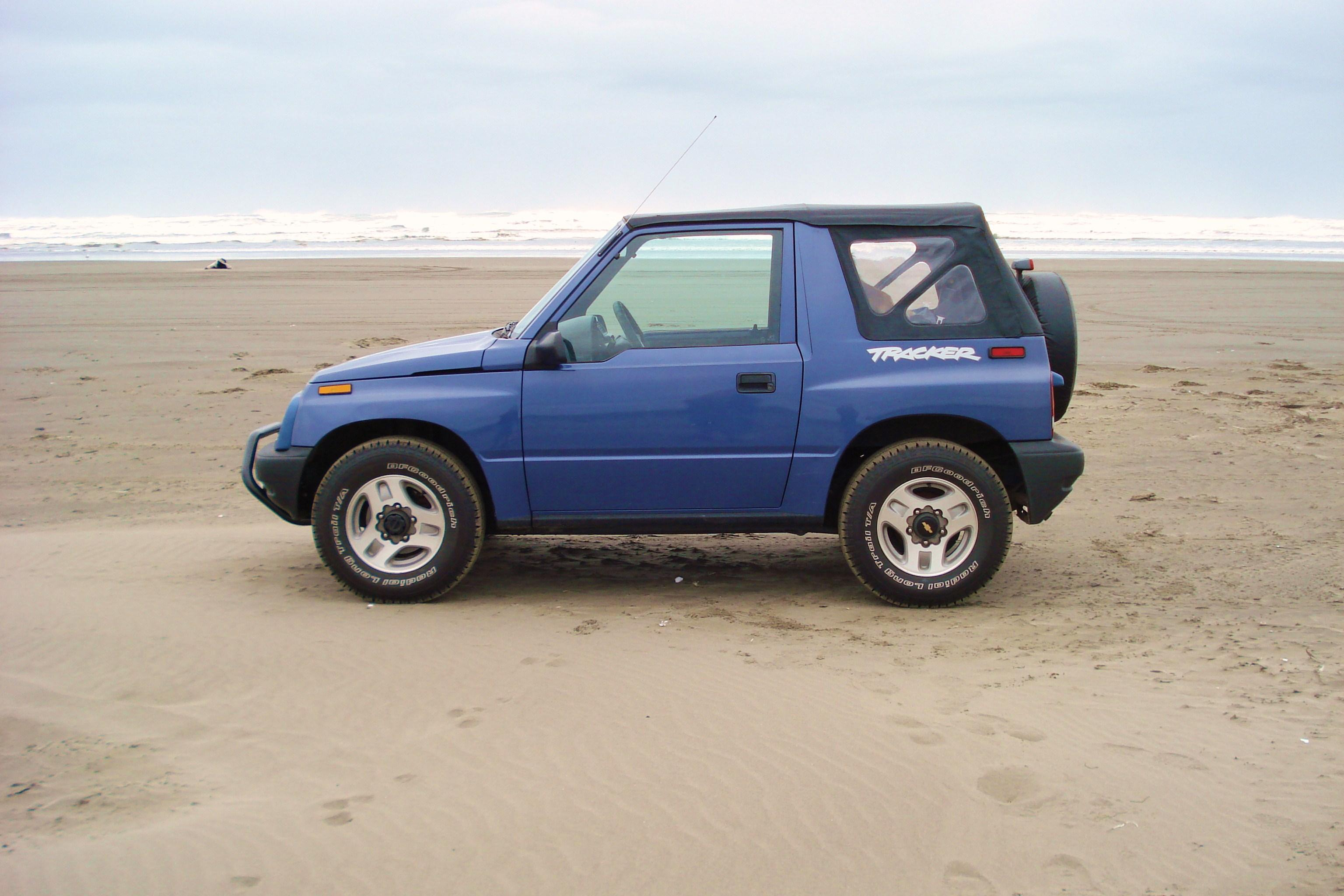 Another Rawclam 1998 Chevrolet Tracker post... - 14774053