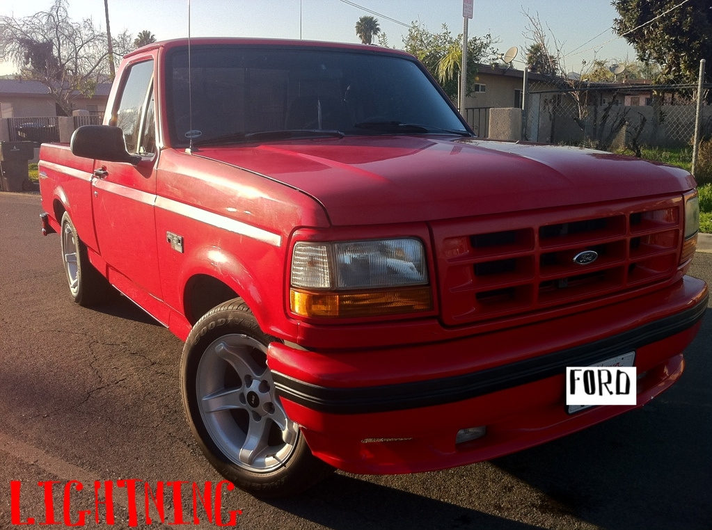 fernando79 1993 ford f150 regular cablightning short bed specs