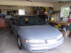 olds1998s 1998 Oldsmobile Intrigue