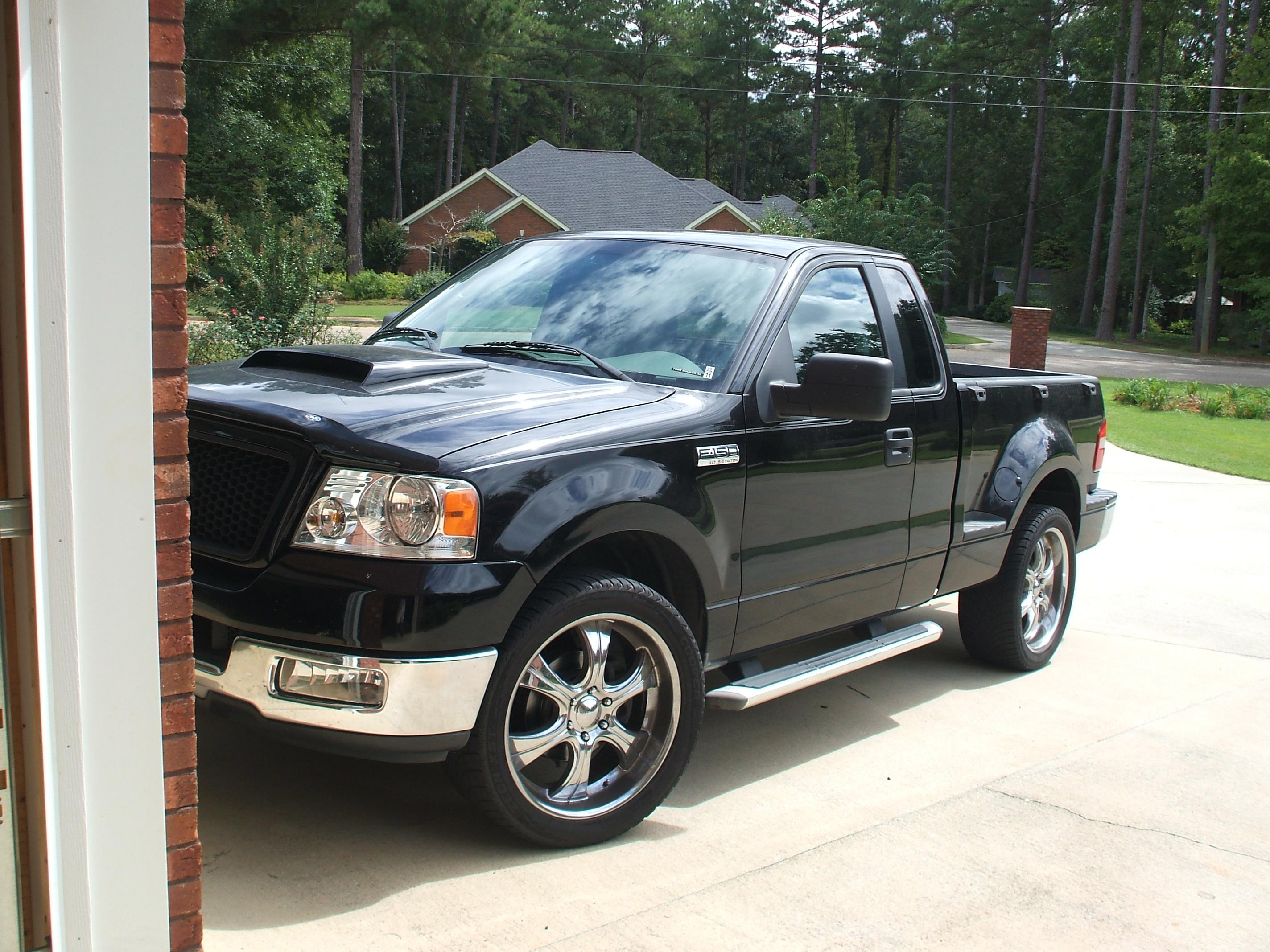 2005 ford f-150 specs