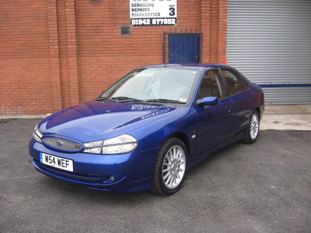 tce200st 39 s 2000 ford mondeo in manchester. Black Bedroom Furniture Sets. Home Design Ideas