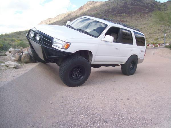 Another  ROWDY RUNNER 1997 Toyota 4Runner post... - 14776357