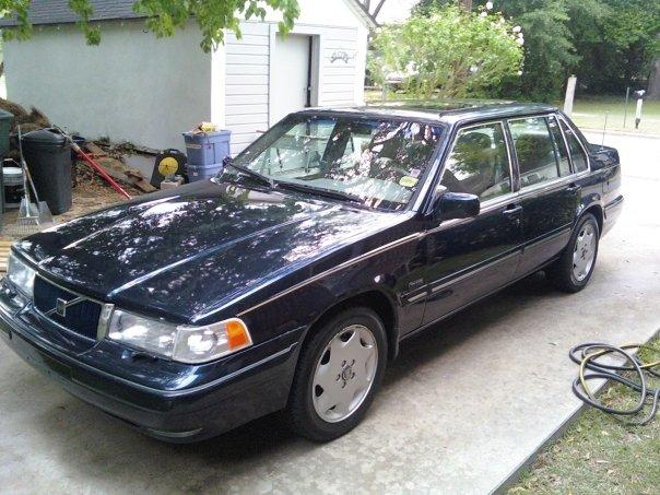Another scullys 1995 Volvo 900-Series post... - 14776359