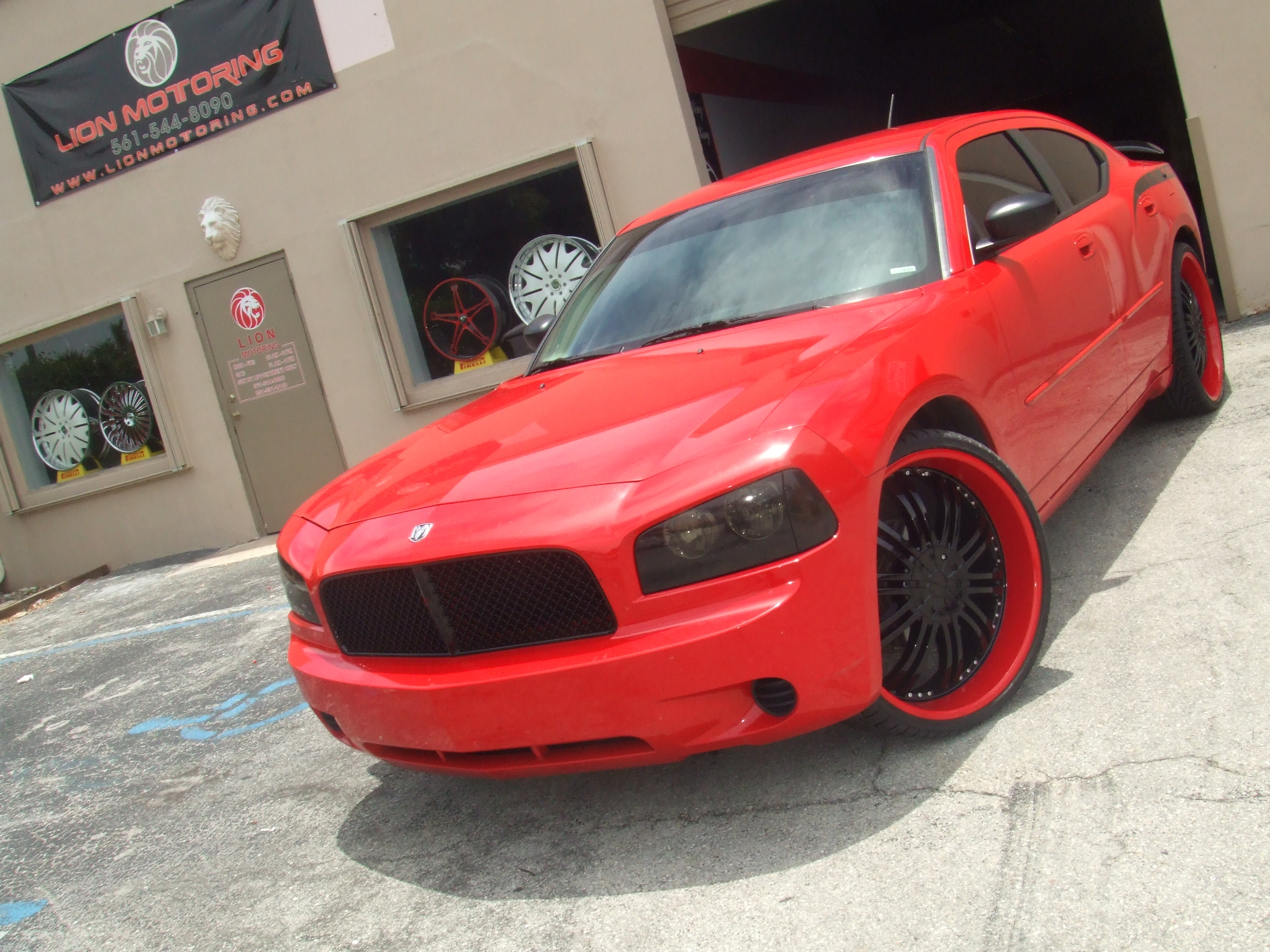 LION_MOTORING 2010 Dodge Charger 14776700