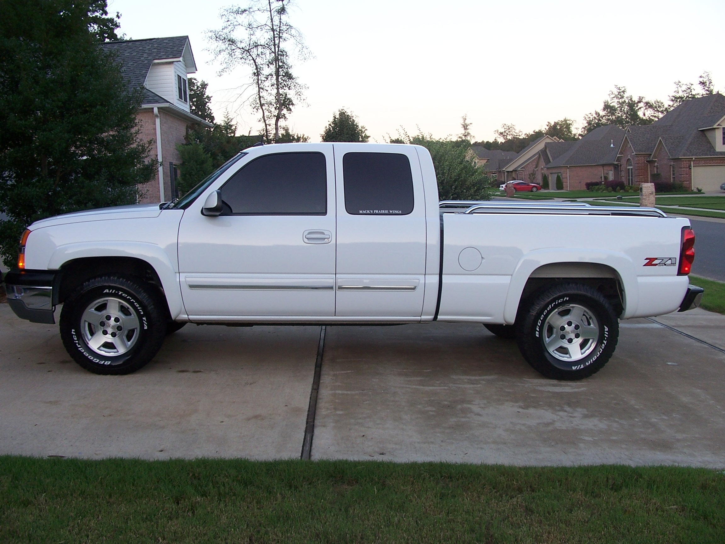 09challyclassic 2004 chevrolet silverado 1500 extended cab. Black Bedroom Furniture Sets. Home Design Ideas