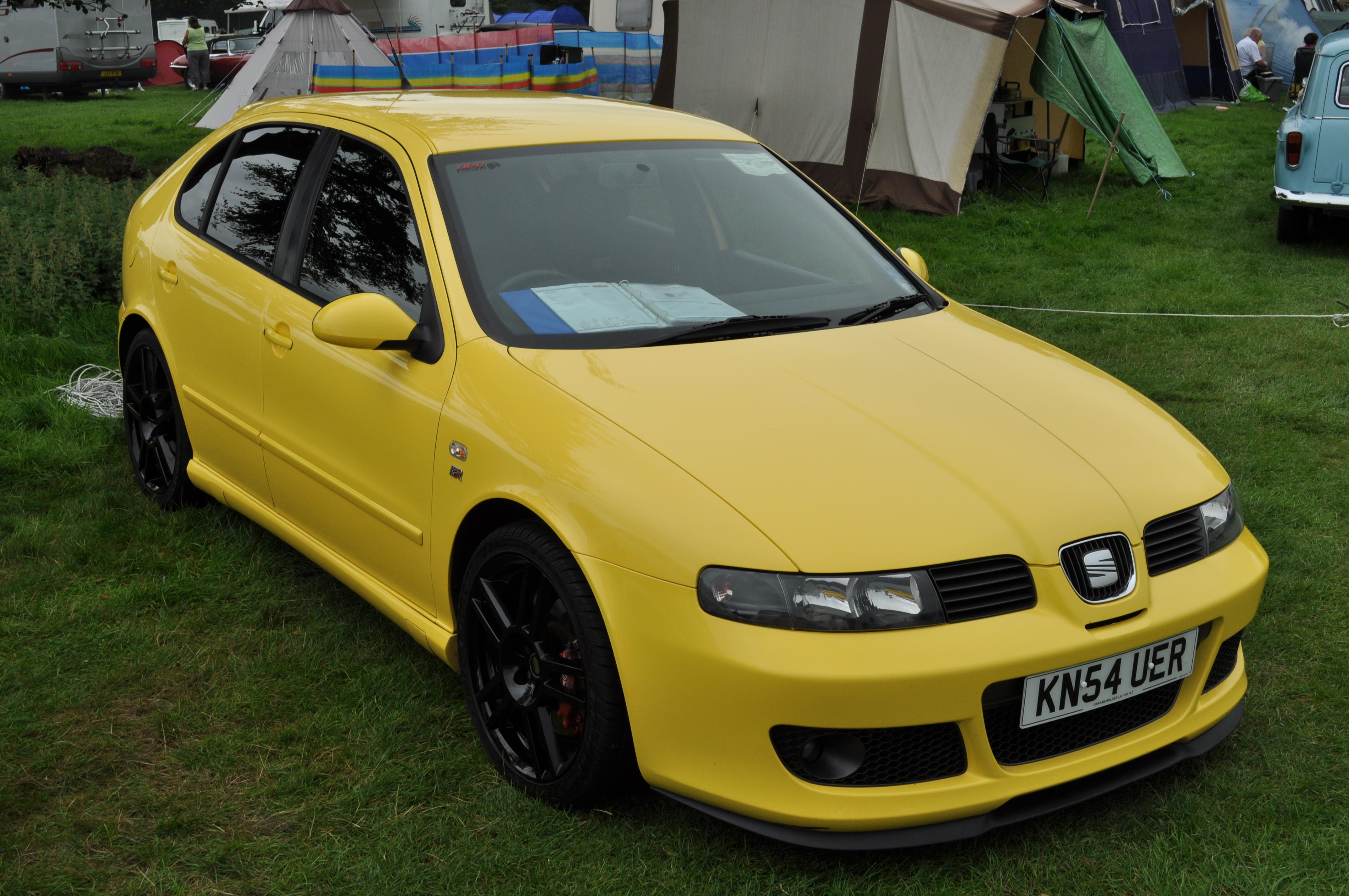 michento 2004 seat leon specs photos modification info at cardomain. Black Bedroom Furniture Sets. Home Design Ideas