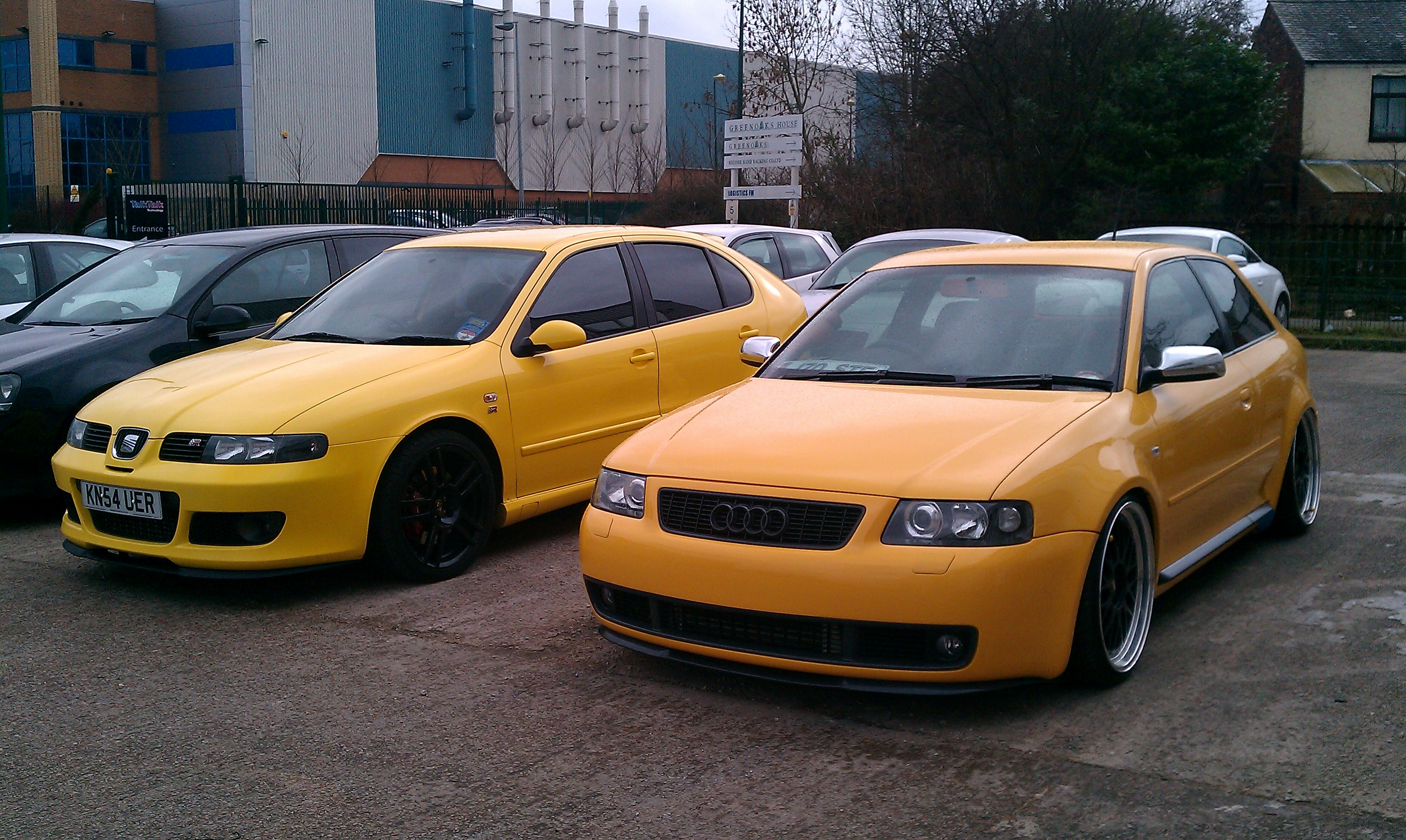 Another michento 2004 Seat Leon post... - 14777128