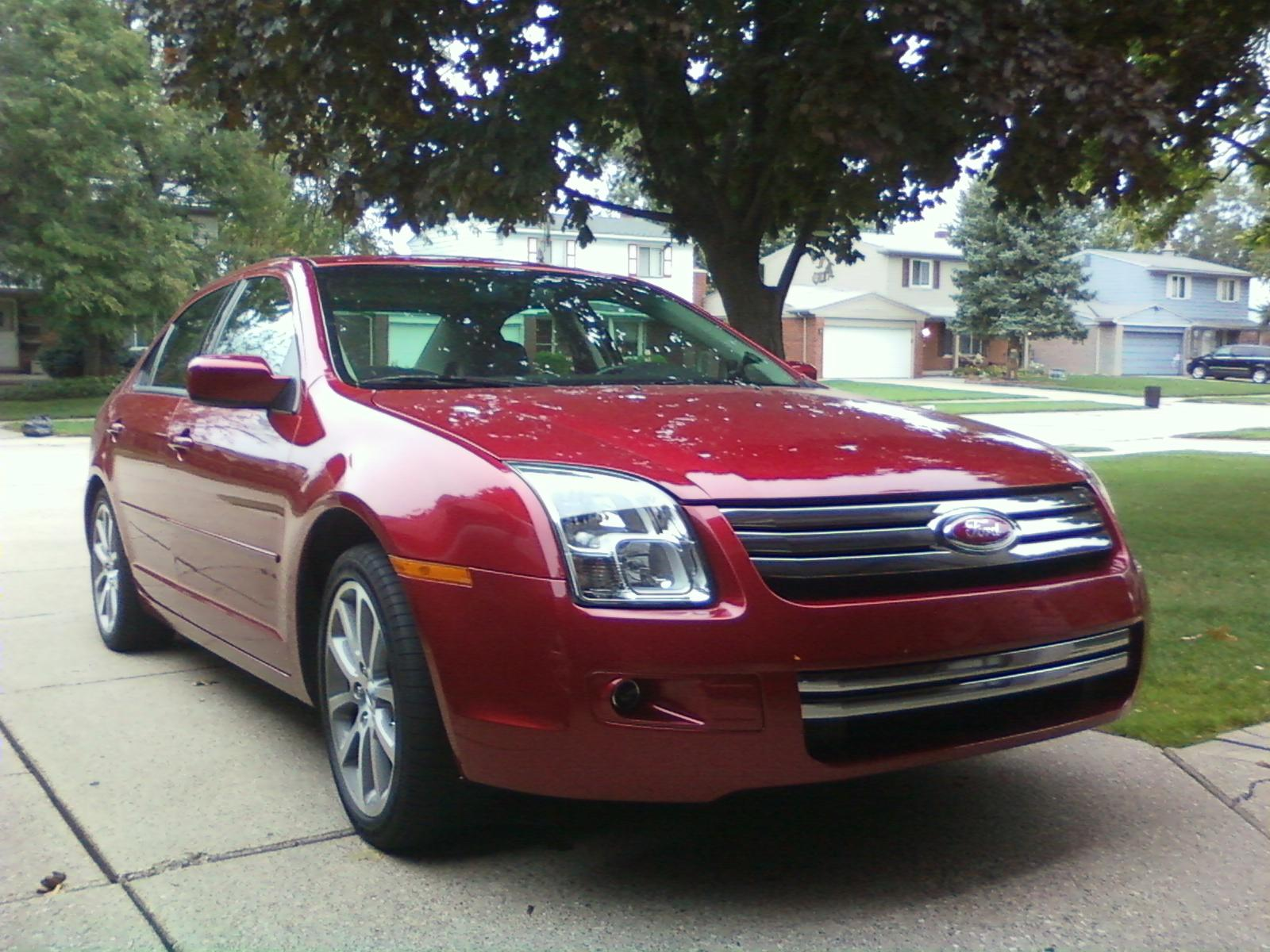 fordfusionsport 39 s 2009 ford fusion se sedan 4d in sterling heights. Black Bedroom Furniture Sets. Home Design Ideas