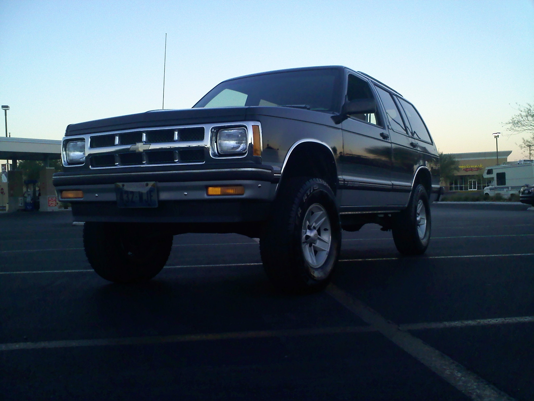 scubasteve1nonly 1994 Chevrolet S10 Blazer