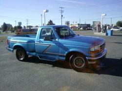 NoFatChances 1992 Ford F150 Regular Cab