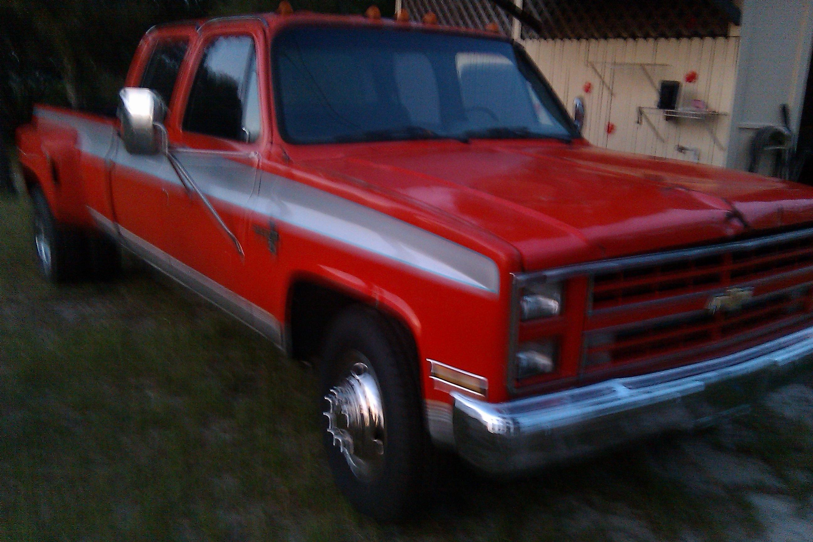 classictommy 1987 Chevrolet C-30