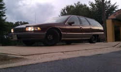 SSwagginWagons 1992 Chevrolet Caprice