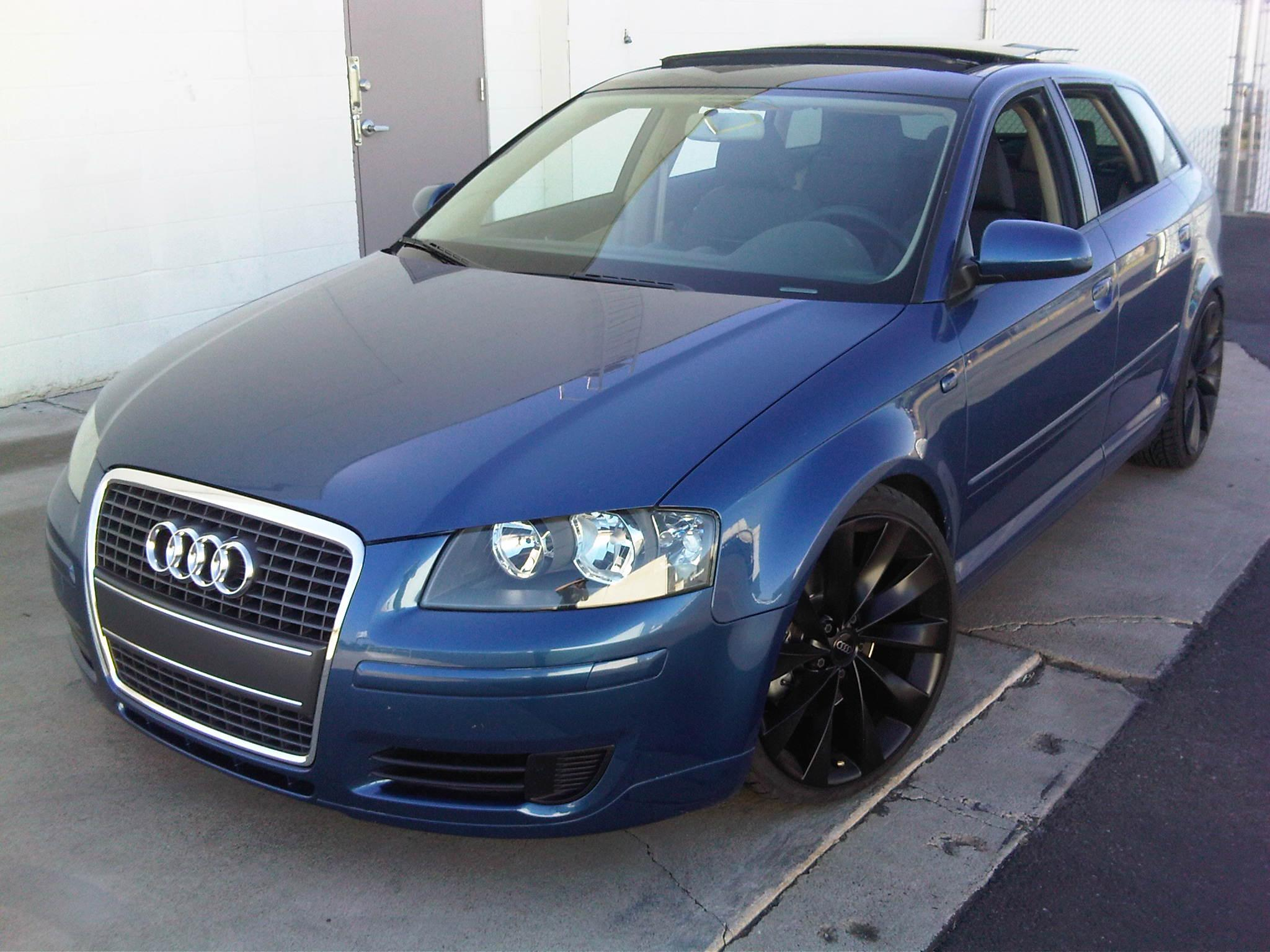 audwagn 2006 audi a32 0t wagon 4d specs photos modification info at cardomain. Black Bedroom Furniture Sets. Home Design Ideas