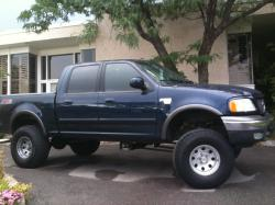 taylorwilson 2003 Ford F150 SuperCrew Cab