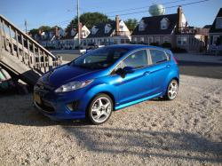 DelayedTurbos 2011 Ford Fiesta