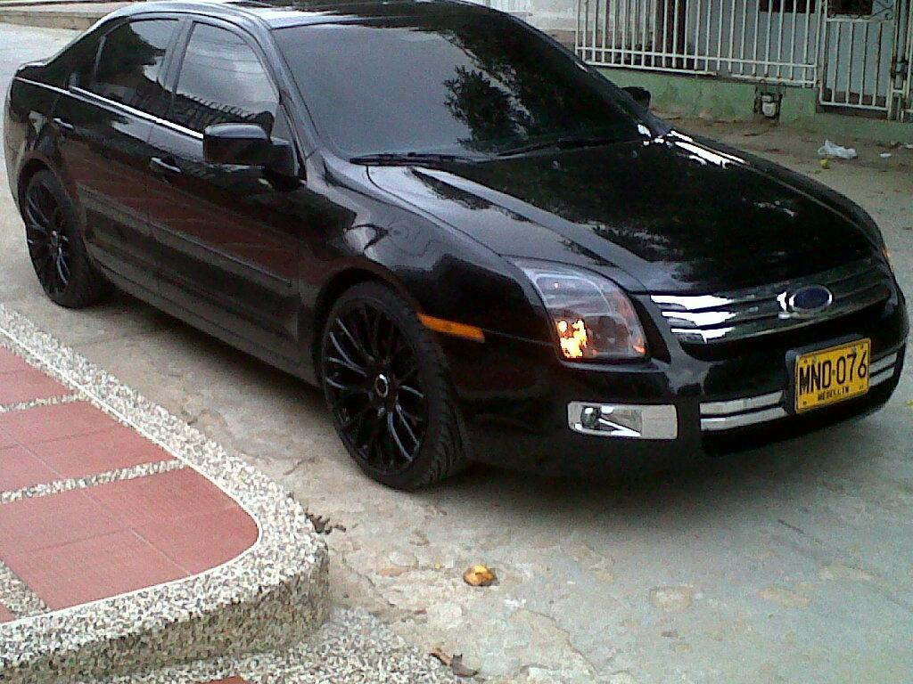 jhonnerlopez 2007 ford fusionsel sedan 4d specs photos modification info at cardomain. Black Bedroom Furniture Sets. Home Design Ideas