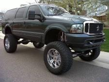 bountyhunterpros 2010 Ford Excursion