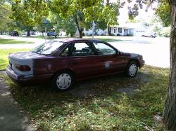 karni3thajugglas 1993 Ford Taurus