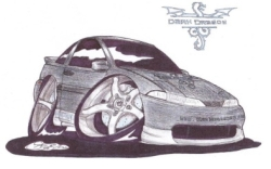 DarkDragonDSMs 1990 Eagle Talon