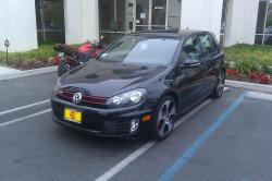 phd12vxxx 2010 Volkswagen GTI (New)
