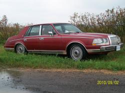 slortie's 1985 Lincoln Continental
