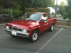 Jared64s 1996 Nissan D21 Pick-Up