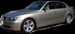 ATLien4life 2009 BMW 5 Series