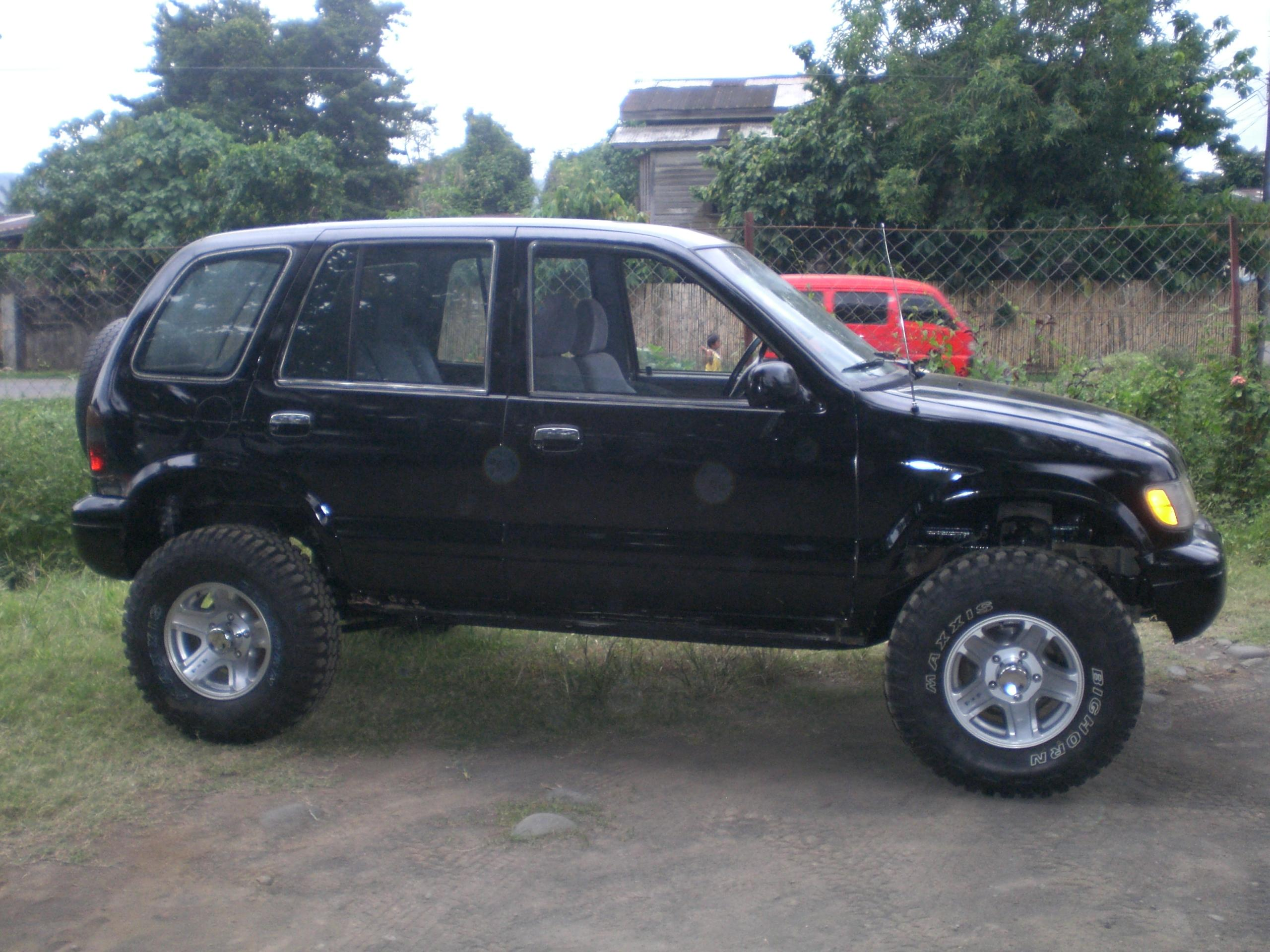 MY PROJECT 4X4
