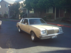 vikingsaints 1979 Buick Regal
