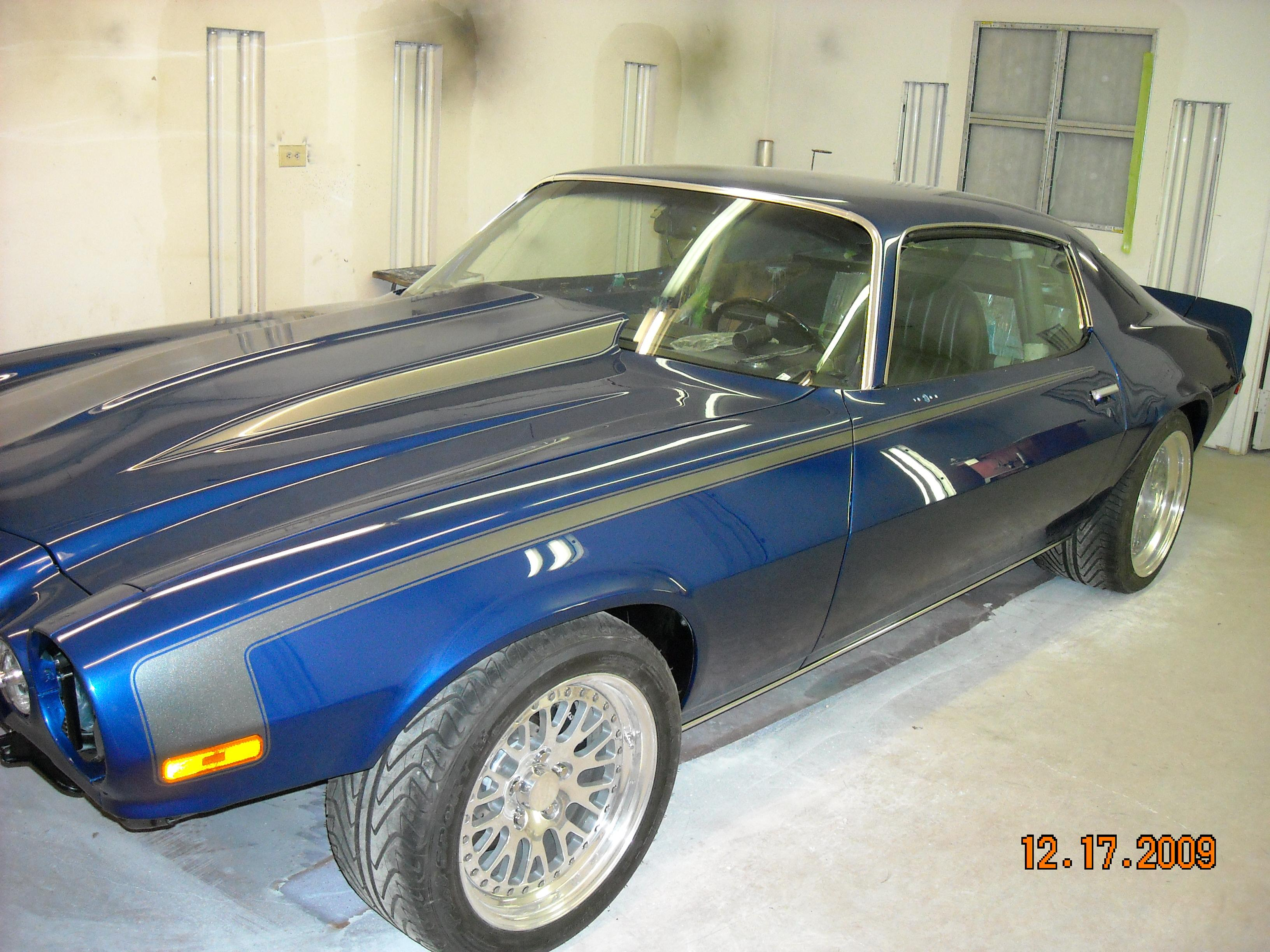 Mike-n-MD 1970 Chevrolet Camaro