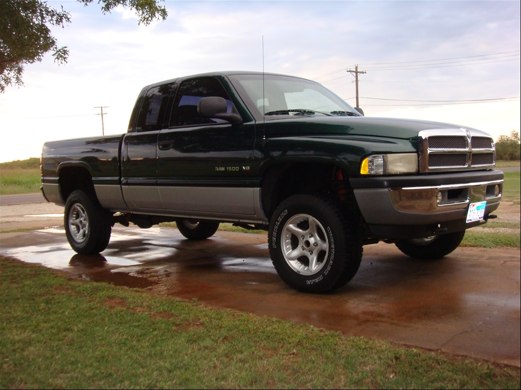 Dodge dodge 1500 off road : 2001 Dodge Ram 1500 Offroad Edition - Car Autos Gallery