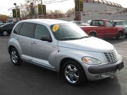 95EclpiseRSs 2002 Chrysler PT Cruiser