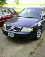 MR-UNTHINKABLE 1998 Audi A6